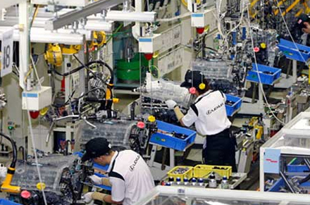 Indonesia Further Raises Industrial Output As Domestic Consumption Increases – (GE, PHM, BA)