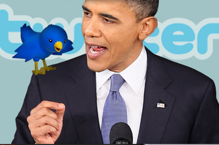 Obama's Campaign Team Averaged 29 Tweets Per Day – (CSCO, S, MSFT, NOK, GOOG, GRPN, AAPL)