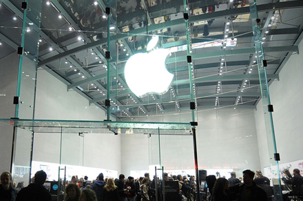 Apple Inc. (NASDAQ:AAPL) Store Expansion Continues in China, Third in Beijing