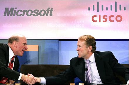 Microsoft (NASDAQ:MSFT) co-founder Describes Windows 8 as Puzzling, Cisco Systems (NASDAQ:CSCO) Drops Despite a Buy Rating