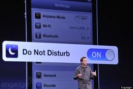 Apple Inc. (NASDAQ:AAPL) Faces New Problem, 'Do Not Disturb' Feature Not Working Properly