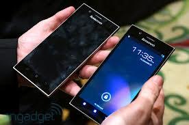 CES 2013 Reveals Lenovo K900 First Intel Corporation (NASDAQ:INTC) Medfield phone